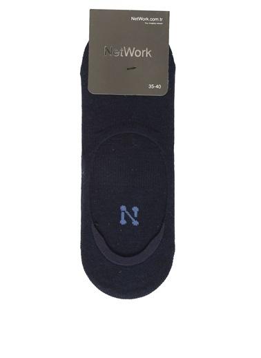 NetWork Çorap Lacivert
